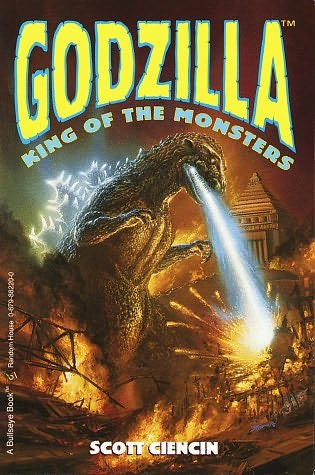 book cover of King of the Monsters