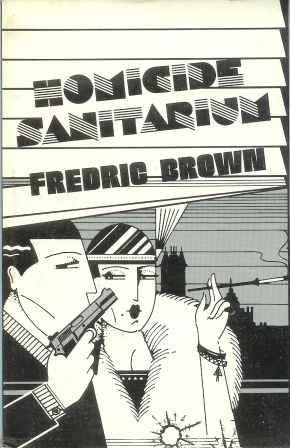 book cover of Homicide Sanitarium