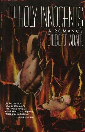 book cover of The Holy Innocents