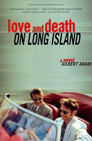 book cover of Love and Death on Long Island