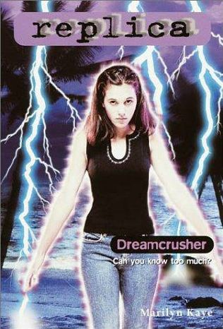 book cover of Dreamcrusher