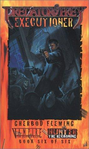 book cover of Executioner