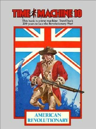 book cover of American Revolutionary