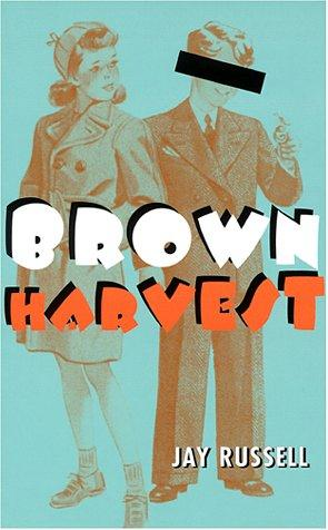 book cover of Brown Harvest