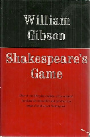book cover of Shakespeare\'s Game