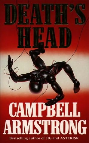 book cover of Death\'s Head