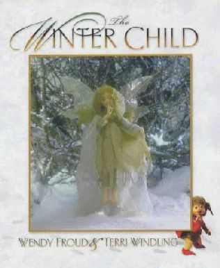 book cover of The Winter Child