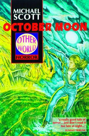 book cover of October Moon
