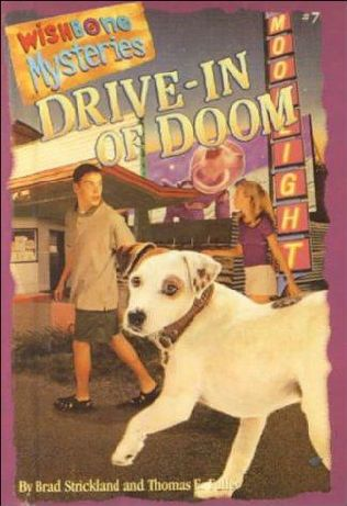 book cover of Drive-In of Doom