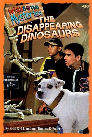 book cover of The Disappearing Dinosaurs