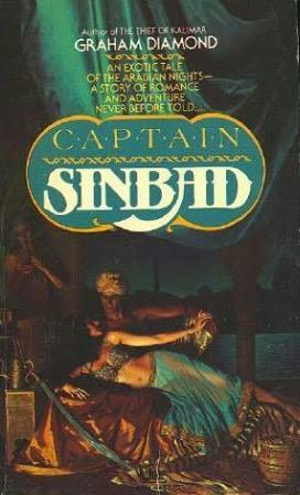 book cover of Captain Sinbad