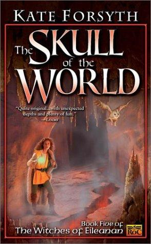 book cover of The Skull of the World