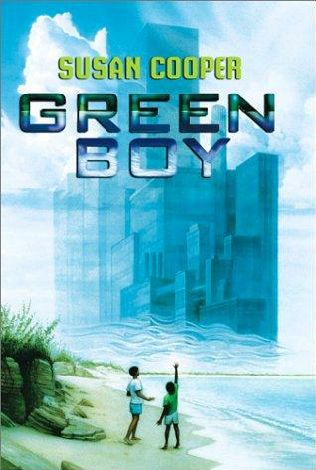 Green Boy  cover