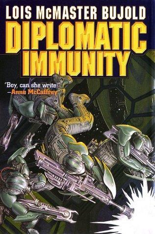 book cover of Diplomatic Immunity