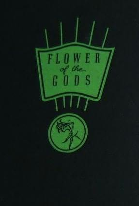 book cover of The Flower of the Gods