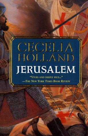 book cover of  Jerusalem  by Cecelia Holland