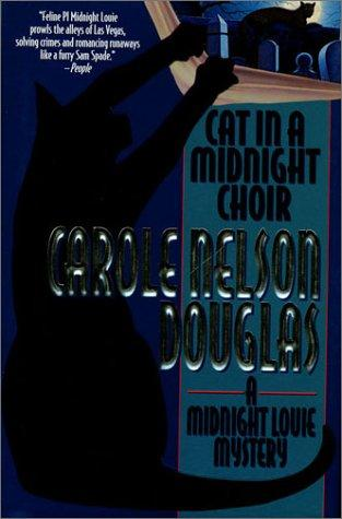 book cover of Cat in a Midnight Choir