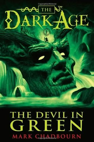 book cover of The Devil in Green