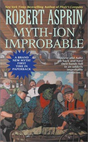 book cover of Myth-Ion Improbable