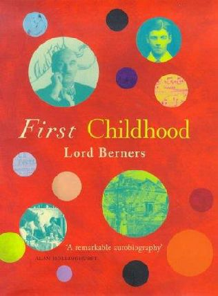 book cover of First Childhood