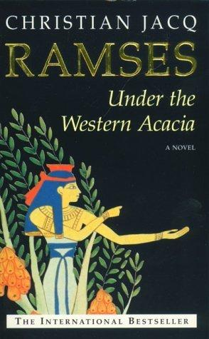 book cover of Under the Western Acacia
