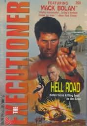 book cover of Hell Road