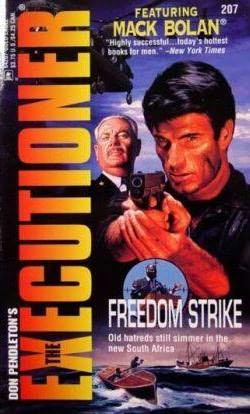 book cover of Freedom Strike