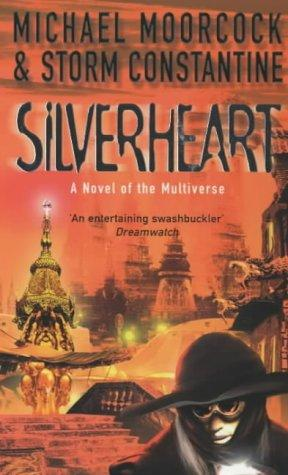 book cover of Silverheart
