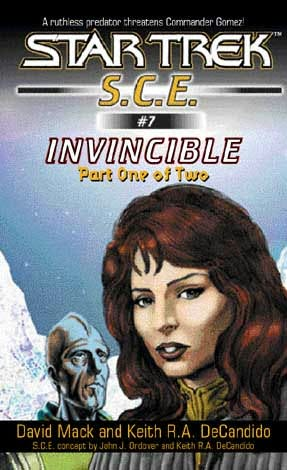 book cover of Invincible, Book One
