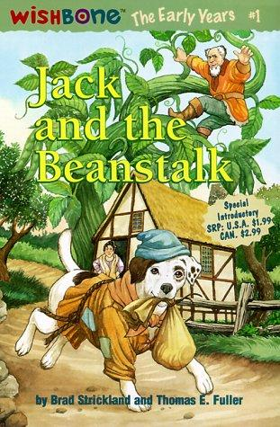 book cover of Jack and the Beanstalk