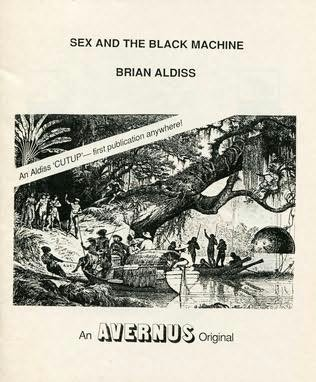book cover of Sex and the Black Machine