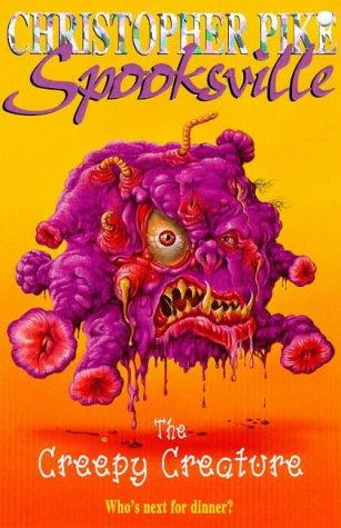 book cover of The Creepy Creature