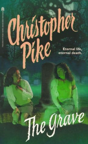 book cover of The Grave