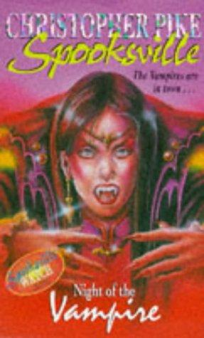 book cover of Night of the Vampire