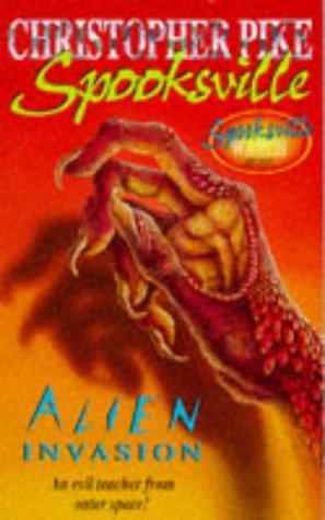 book cover of Alien Invasion