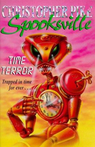 book cover of Time Terror