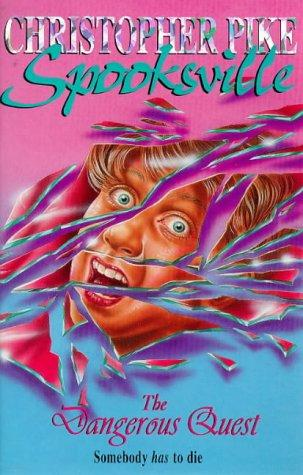 book cover of The Dangerous Quest