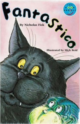 book cover of Fantastico