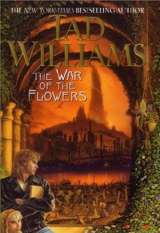book cover of The War of the Flowers