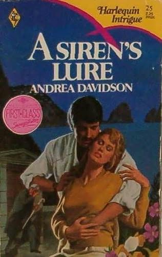 book cover of A Siren\'s Lure
