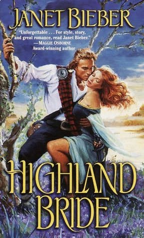 book cover of Highland Bride