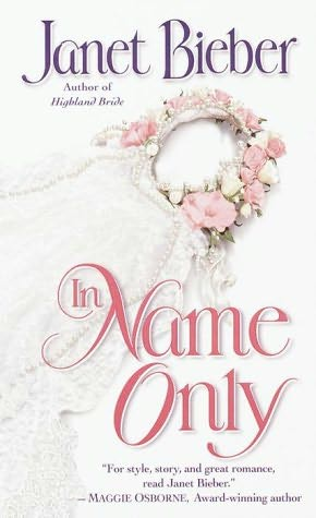 book cover of In Name Only