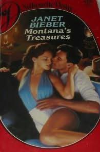book cover of Montana\'s Treasures