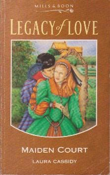 book cover of Maiden Court