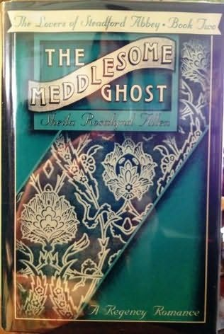 book cover of The Meddlesome Ghost