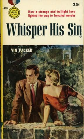 book cover of Whisper His Sin