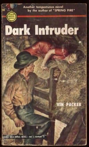 book cover of Dark Intruder
