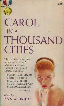book cover of Carol in a Thousand Cities