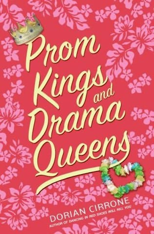 book cover of Prom Kings and Drama Queens