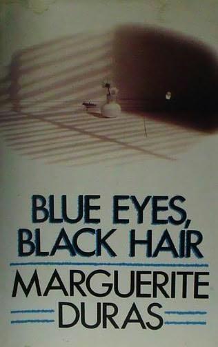 book cover of Blue Eyes Black Hair